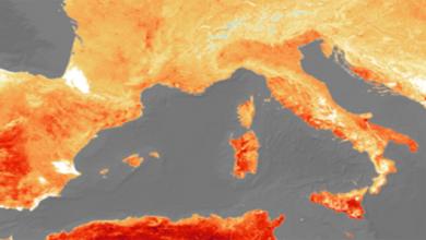 Avrupa'da Sıcaklık Endişesi
