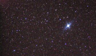 Alfa Karina (Canopus) Yıldızı Hakkında Bilgi