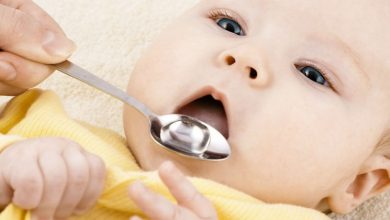 Bebek İlaç Alma