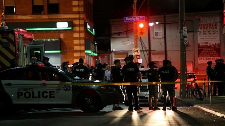 Kanada'da 7 Kişi Yaralandı