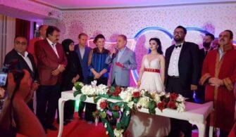 Mehmet Kale'den Düğünlere Ziyaret