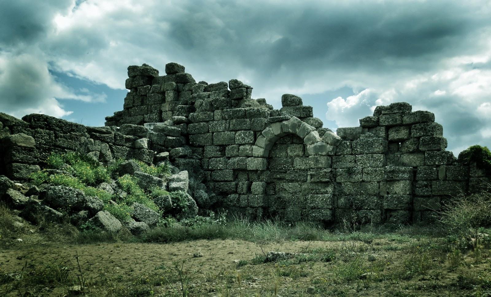 Türkiye Sahilindeki Antik Çağ
