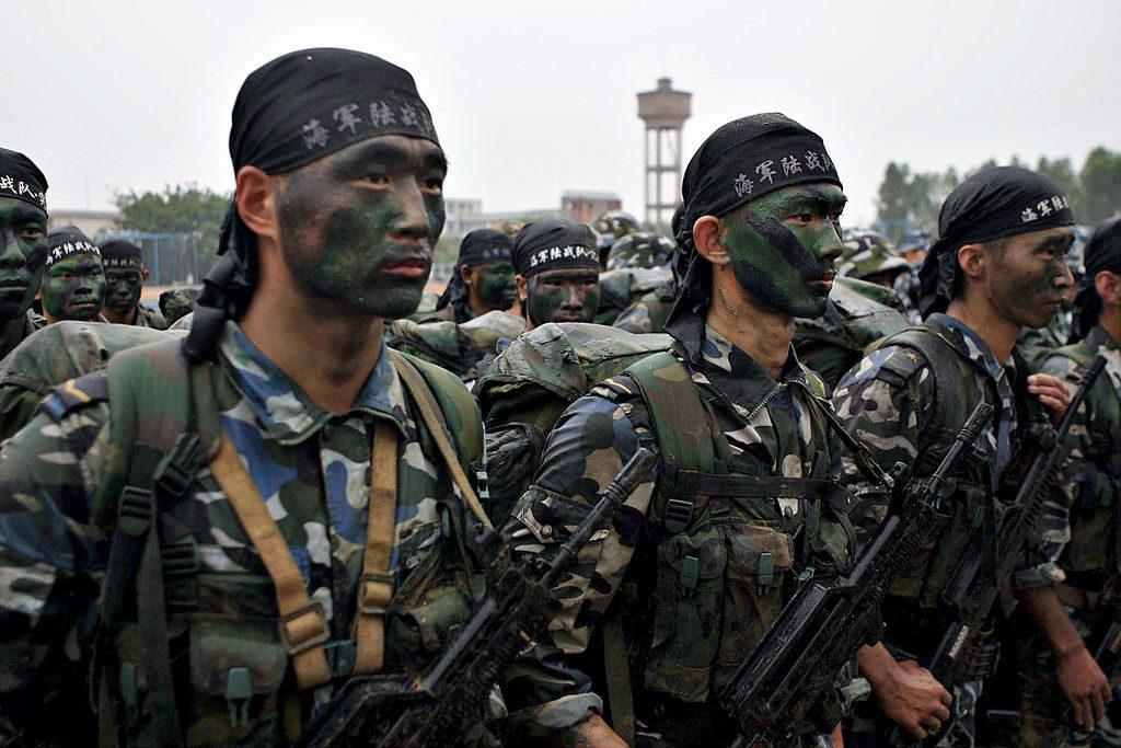 Çin Askeri