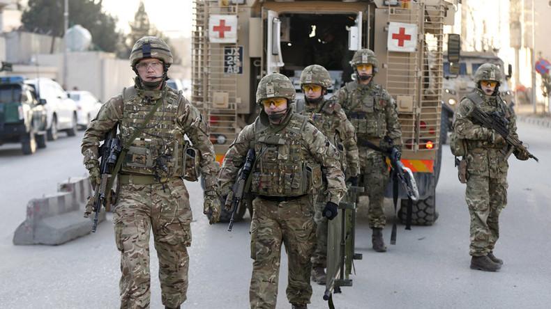 İngiltere Askeri