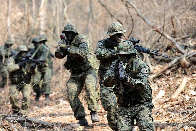 Güney Kore Askeri