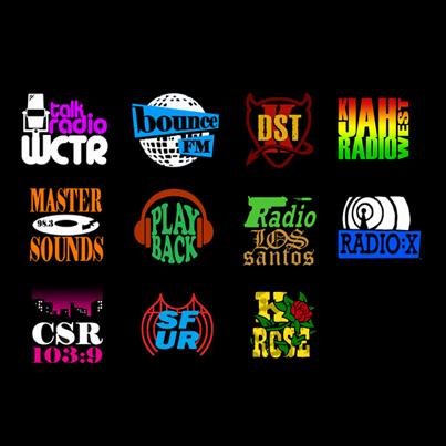 GTA SA Radyoları