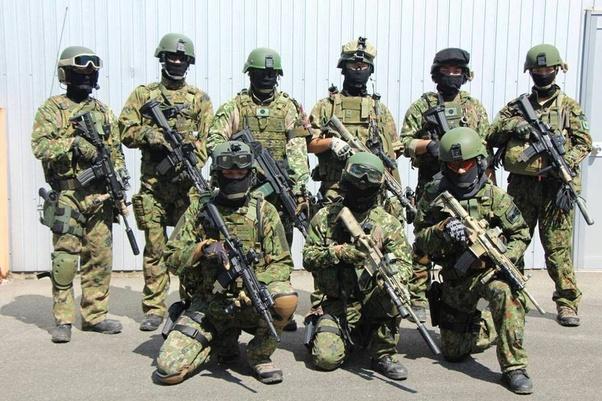 Japonya Askeri