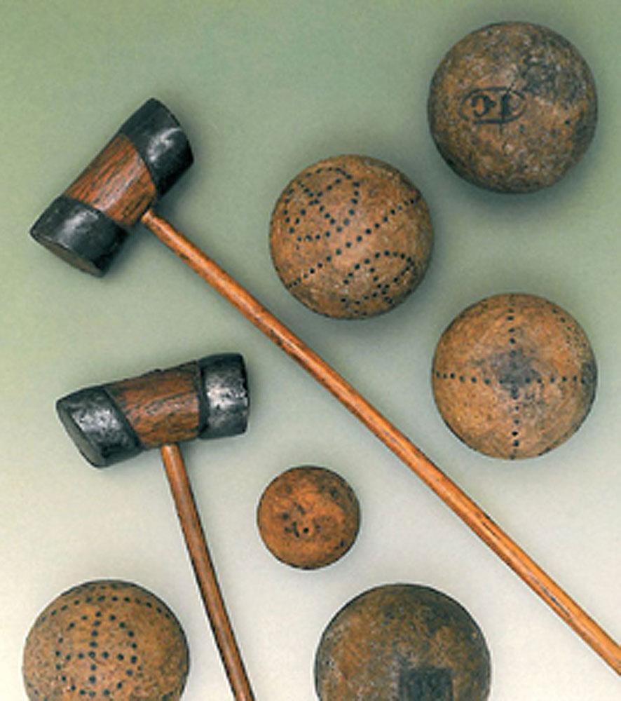 Kroket Oyunu Malzemesi ( Malzemeleri )