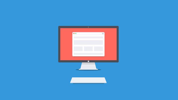 Yeni Bir Web Sitesi