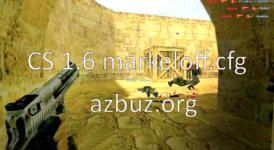 CS 1.6 markeloff.cfg