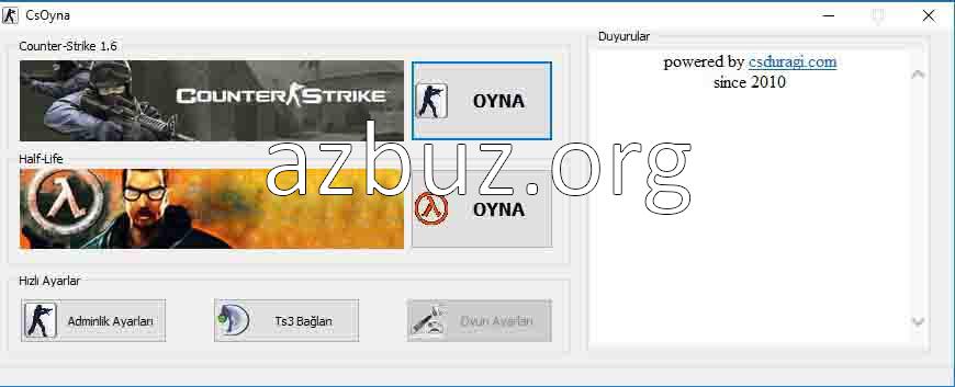 ozel-launcher