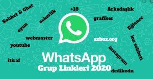Karışık Whatsapp Grupları 2020 2