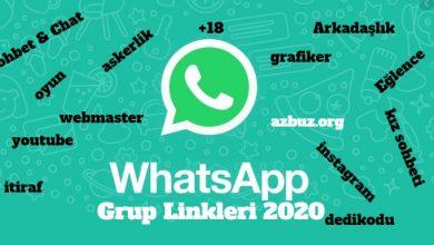 WhatsApp Grup Linkleri Türkiye 2020 1