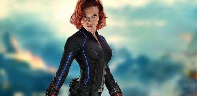 Marvel Evreninin Yeni Filmi: Black Widow 1
