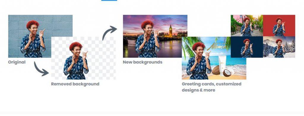 Programsız Resim Arkaplan Temizleme - Remove Background 2