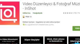 İnstagram İçin En İyi Video Düzenleme Programı 2020 Android / İOS 11