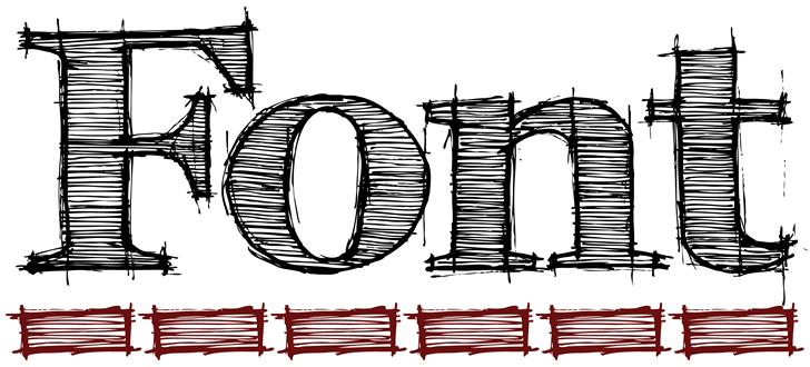 Yazı Fontu İsmini Nasıl öğrenebiliriz ? 1