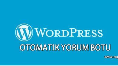 Wordpress Otomatik Yorum Gönderme Botu WP Yorumcu 1