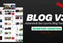 Seo Uyumlu Blog Scripti 2021 4