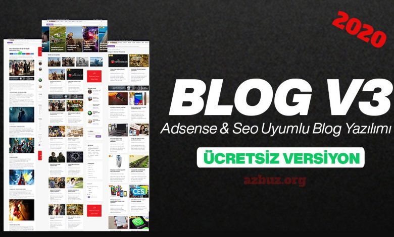 Seo Uyumlu Blog Scripti 2021 1