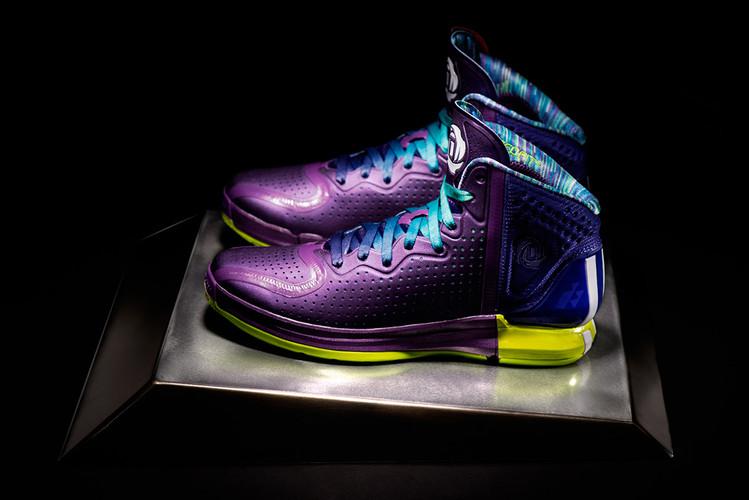 Adidas Derrick Rose 4