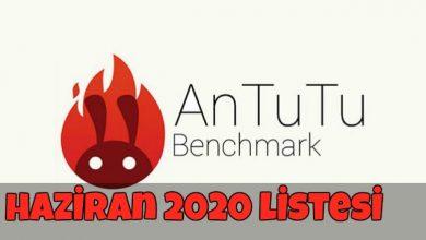 Antutu Benchmark Haziran 2020 Android & İOS 1