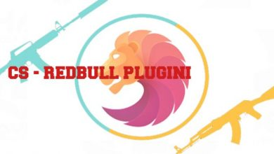 CS 1.6 redbull eklentisi - Redbull Kanatlandırır 1
