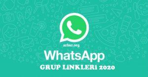 WhatsApp Grup Linkleri Türkiye 2020 2