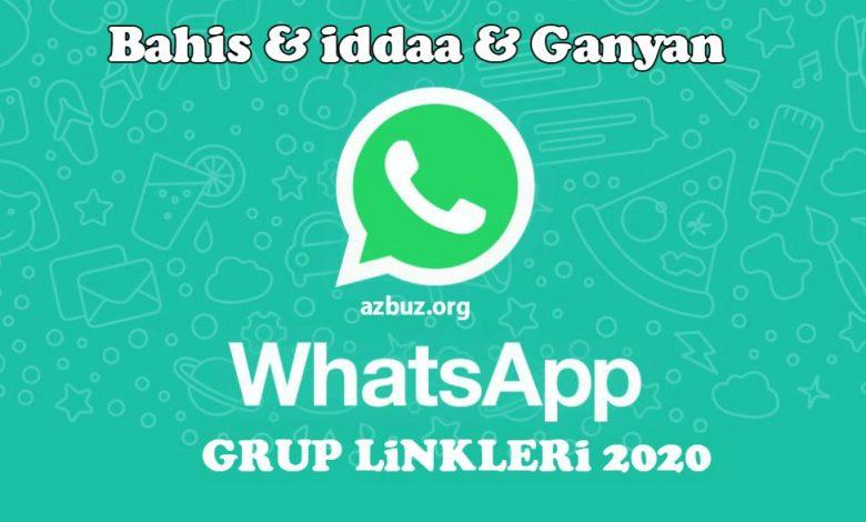 2020 Bahis İddaa Tahminleri Whatsapp Grupları 1