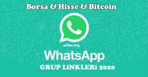 WhatsApp Grup Linkleri Türkiye 2020 5