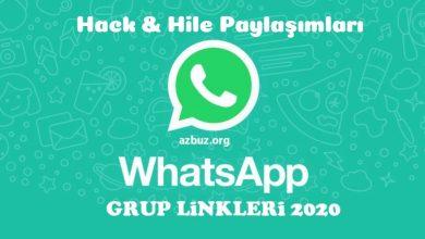 2020 Hack ve Oyun Hileleri Whatsapp Grup Linkleri 1