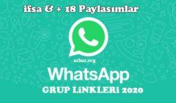 2020 18 İfşa Whastapp Grupları 1