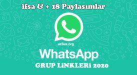 2020 18 İfşa Whastapp Grupları 19