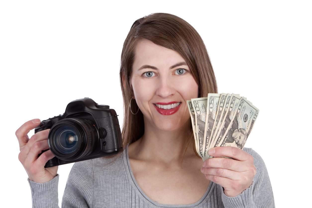 Fotoğraf çekerek internetten nasıl para kazanılır