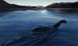 Loch Ness Canavarı Efsanesi
