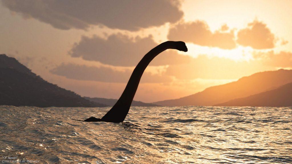 Loch Ness Canavarı bulundu mu
