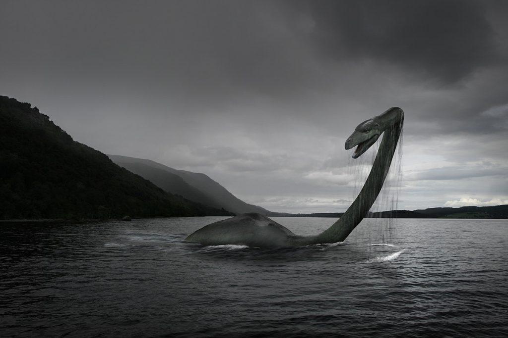 Loch Ness Canavarı neye benziyor
