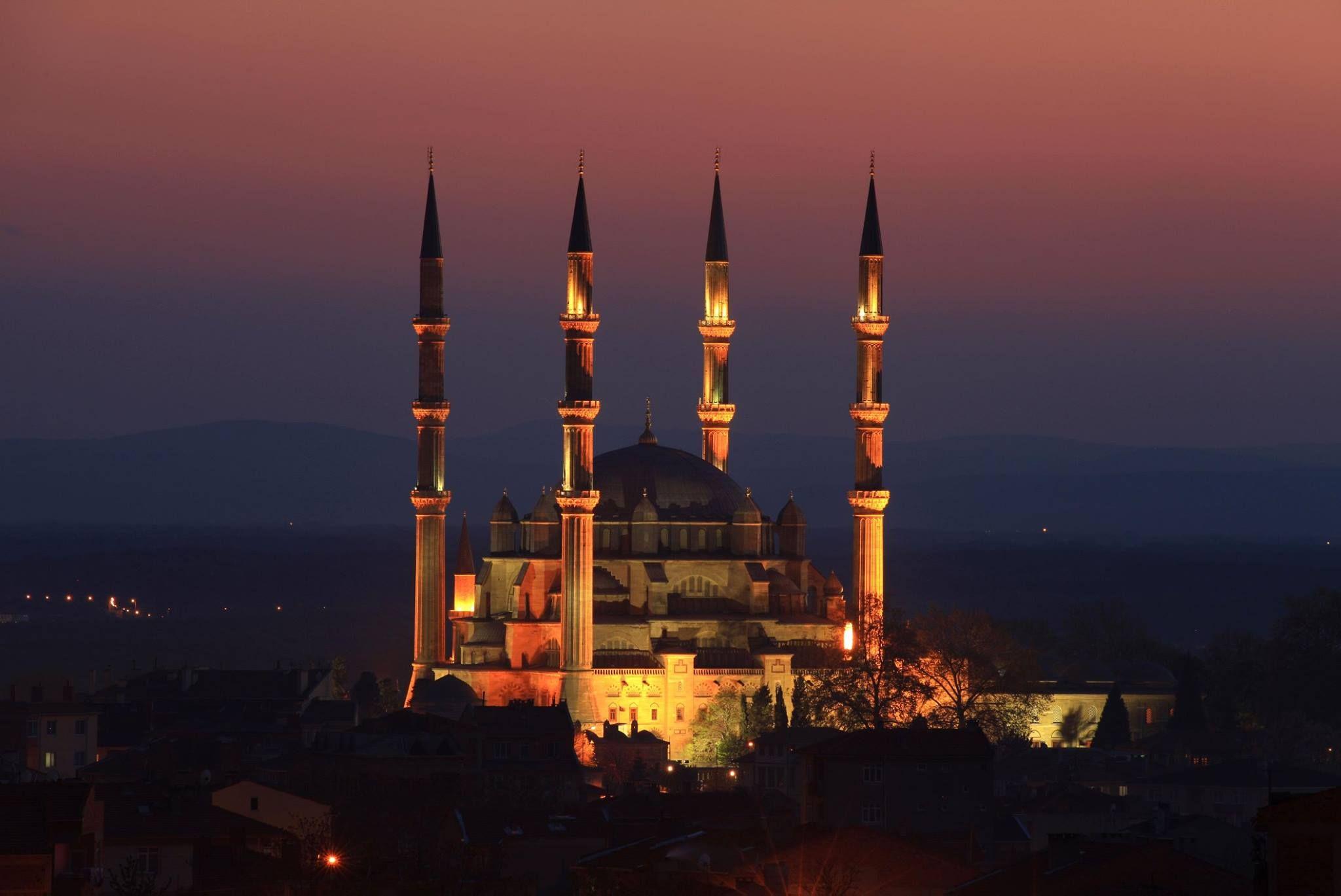 Mimar Sinan'ın mucize bilimi olan Selimiye Camii