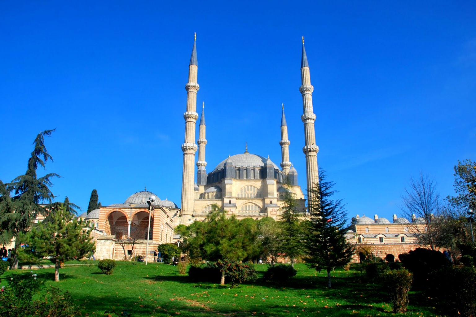 Selimiye Camii'nin Özellikleri