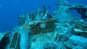 Truk Lagoon Dünya'nın En Büyük Sualtı Mezarlığı