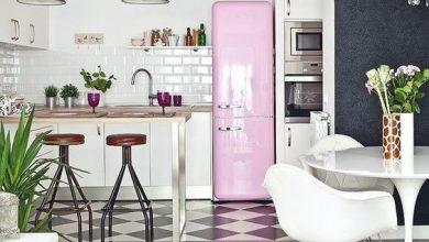 Küçük Mutfaklar İçin Dekorasyon Önerileri 1