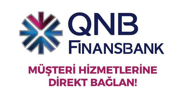 QNB Finansbank Telefon Bankacılığı Direk Müşteri Temsilcisine Bağlanmak 1