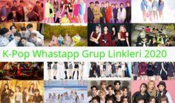 K-Pop Whastapp Grup Linkleri 2020 10
