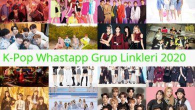K-Pop Whastapp Grup Linkleri 2021 2