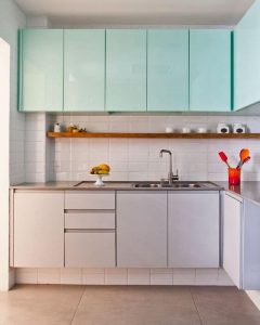 Küçük Mutfaklar İçin Dekorasyon Önerileri 7