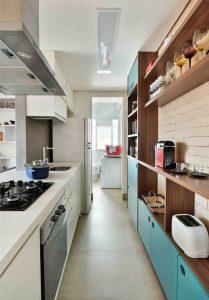 Küçük Mutfaklar İçin Dekorasyon Önerileri 16