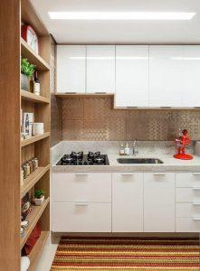Küçük Mutfaklar İçin Dekorasyon Önerileri 17