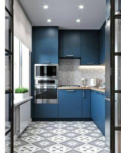 Küçük Mutfaklar İçin Dekorasyon Önerileri 19