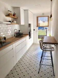 Küçük Mutfaklar İçin Dekorasyon Önerileri 20