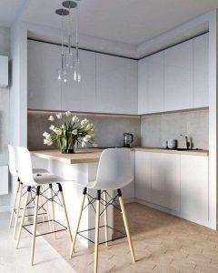 Küçük Mutfaklar İçin Dekorasyon Önerileri 21